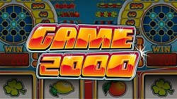 Game 2000 fruitautomaat van Stakelogic