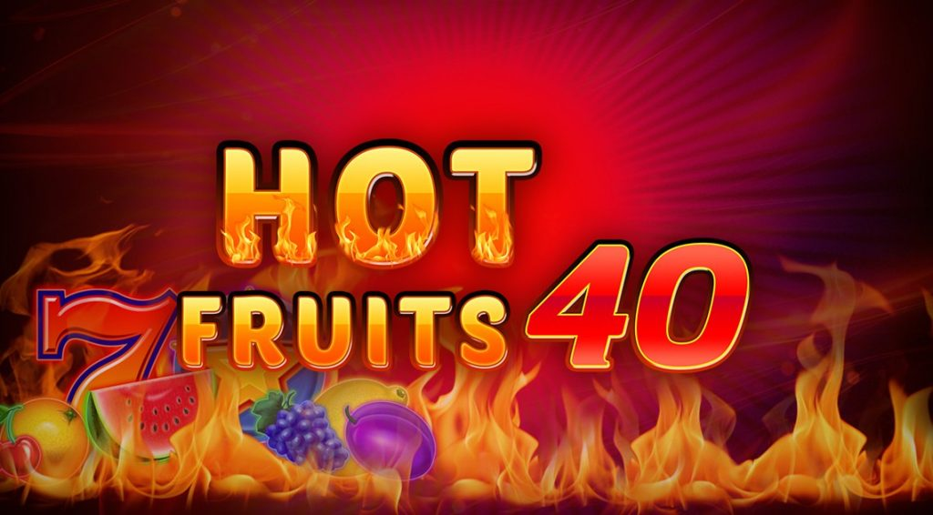 Speel nu de Hot Fruits 40 gokkast van Amatic!