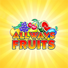 All Ways Fruits spelen van Amatic