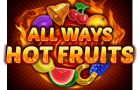 Speel met 243 winmanieren op All Ways Hot Fruits van Amatic!